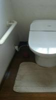 トイレ内が広く感じます。