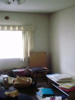 リフォーム前のお部屋、物置として使われていました^^