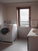 洗濯機がそっぽ向いてたのが正面向きになり、使い安さもアップし