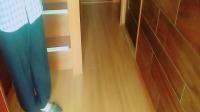 玄関床張替え施工完成